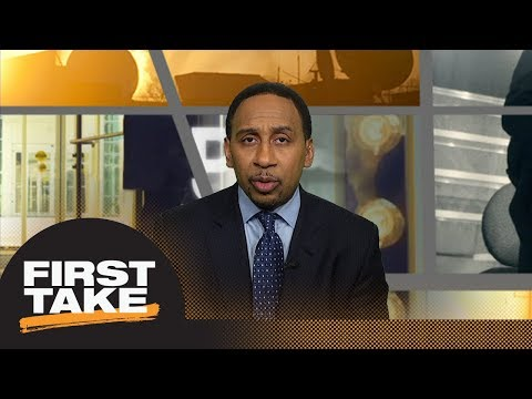 Stephen A. Smith reacts to Tyr ty lue