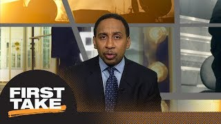 Stephen A. Smith reacts to Tyronn Lue stepping away from Cavaliers | First Take | ESPN