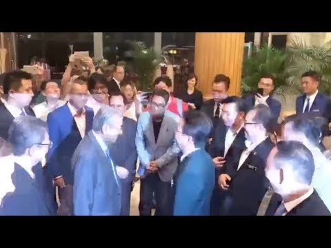 Dr Mahathir arrives in Hangzhou to begin five-day China visit
