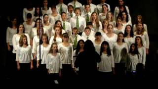 Encore Youth Chorus - The Greatest Commands.MOV