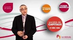 Les sociétés de capitaux