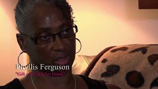 """PHYLLIS FERGUSON """"Gift of Life After Death"""" Promo"""