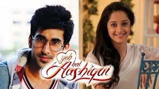 """ Yeh Hai Aashiqui| Manish Tulsiyani & Vinita Joshi To ROMANCE On The Show """
