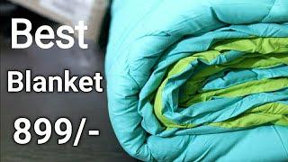 Blanket Unboxing Amazon ¦ Amazon Solimo Blanket Unboxing ¦ Flipkart Blanket Unboxing ¦ Light Blanket