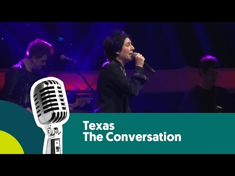 Texas - The Conversation (live bij JOE)