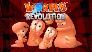 Старые добрые Worms с Ангелиной, Корзинычем и Triss