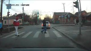 #9 Пешеходы-нарушители не хотят жить? / Idiots!