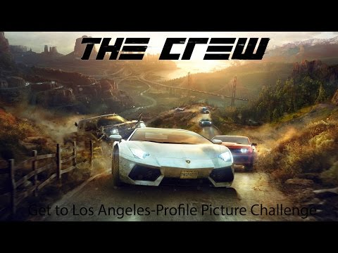 The Crew | Get to Los Angeles - Profile Picture Challenge!