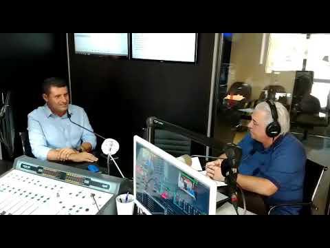 Entrevista Rádio Jovem Pan News Joinville