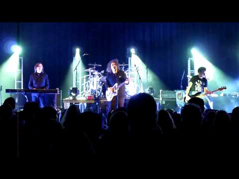 "The Cure, ""Seventeen Seconds"", Live at Beacon Theater NYC, 11/26/11"