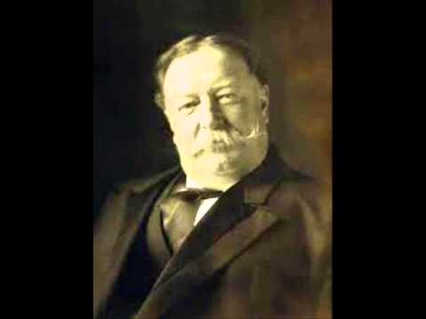 William Howard Taft - The Republican Party Stands By Mr. Roosevelt 1908 Teddy