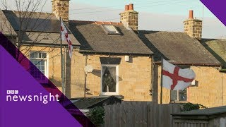 Is England's asylum system in crisis? - BBC Newsnight interviews Andy Burnham