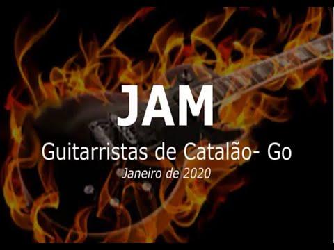 JAM GUITARRISTA DE CATALÃO -GO