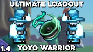 Ultimate Yoyo Warrior Loadout, They See Me Rolling! - Terraria 1.4 Guide!