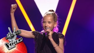 Silvie - 'I Will Survive' | Blind Auditions | The Voice Kids | VTM