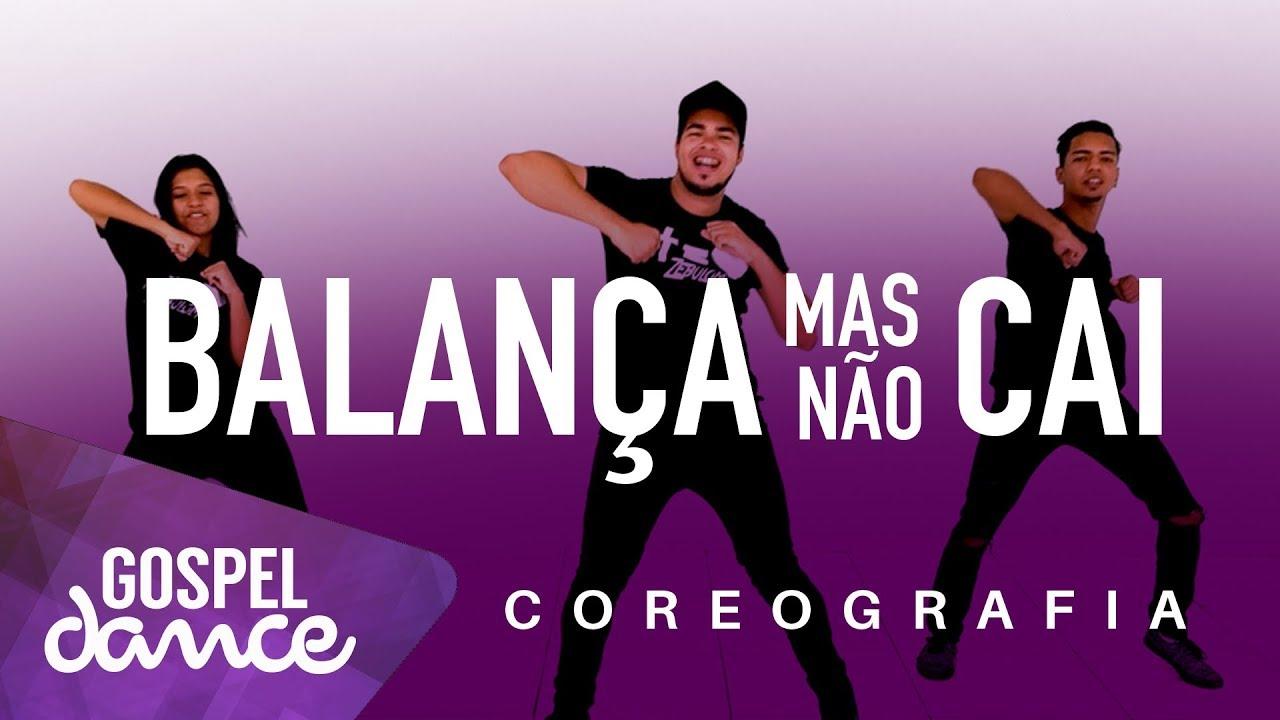 Gospel Dance - Balança mas não cai - Mc Juniinho feat. Irmão Lázaro