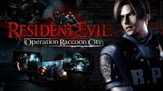 Resident Evil Operation Raccoon City-Mission 5-Expendable-1-2 PS 3