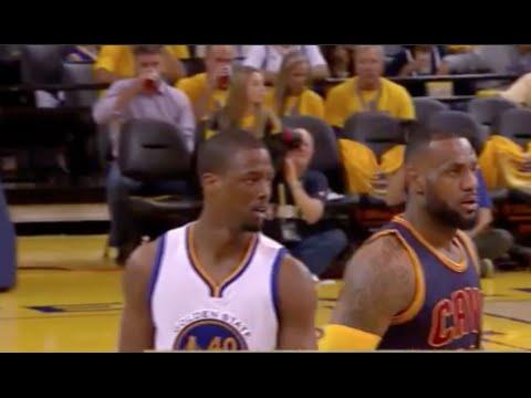 Harrison Barnes Exposes LeBron's Overrated Defense - 2015 NBA Finals