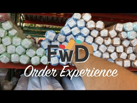 Fabric Wholesale Direct Online Order Experience