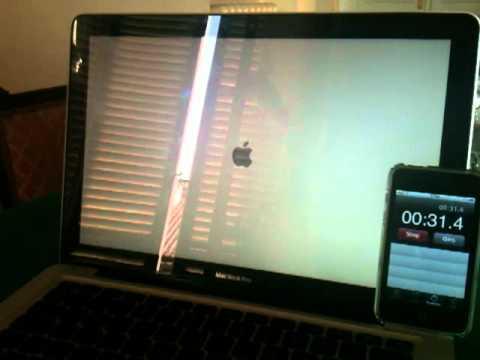 Apple MacBook Pro 13 2009 + 8 GB RAM + Momentus XT Hybrid Drive