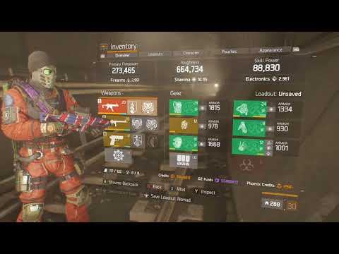 UNIQUE PRED COUNTER BUILD VIDEO - FOR UPDATE 1.8.3!! The Division 1.8.3