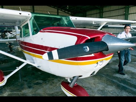 Cessna 172N | Flight Over Santiago De Los Caballeros