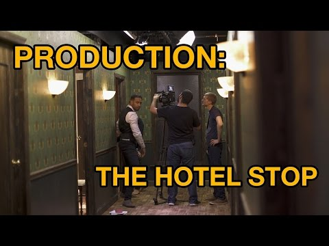 Film Form | Production of The Hotel Stop - S02E03