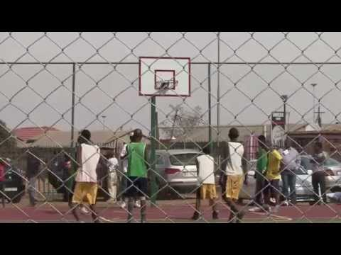 Sport for development in Soweto, South Africa