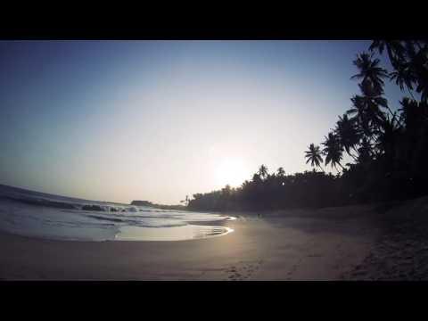 Sonnenuntergang Sri Lanka I Timelapse