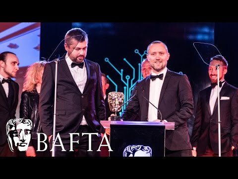Inside Wins Original Property | BAFTA Games Awards 2017