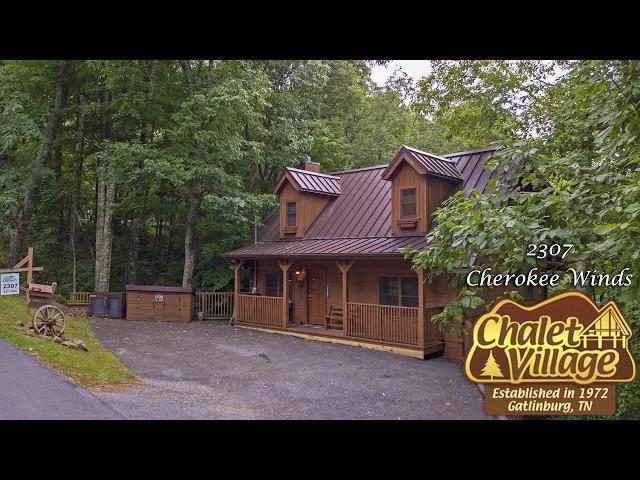 2307 Cherokee Winds - Chalet Village Chalets