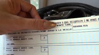 Поезд в Монако из Ниццы. Стоимость билетов. Жизнь в Путешествии, 17(, 2013-10-26T08:30:01.000Z)