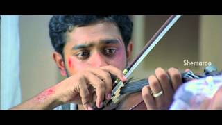 Asif Ali Playing Voilin to save Nithya Menen | Dil Se Telugu Movie Climax Scene