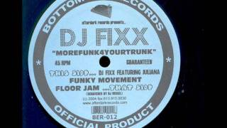 DJ Fixx Feat. Juliana - Funky Movement