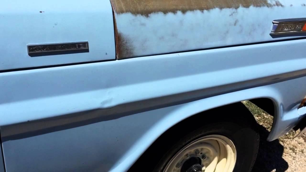1974 F250 4x4 Frame 1970 Ford Highboy Crew Cab Original Barnfind Body Suspension Amazing Find Youtube 1280x720