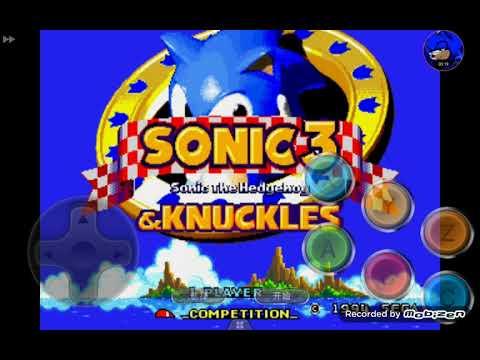 Как сделать дебаг мод в Sonic 3 и наклз