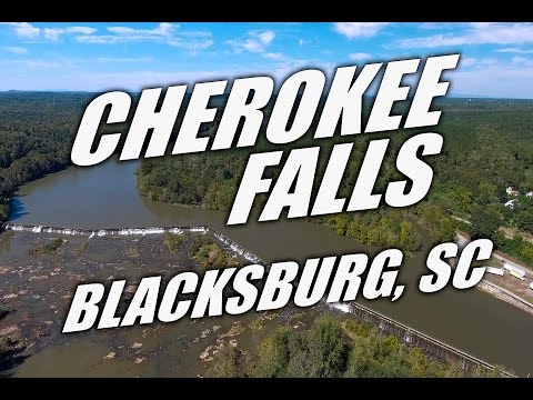 Cherokee Falls, South Carolina