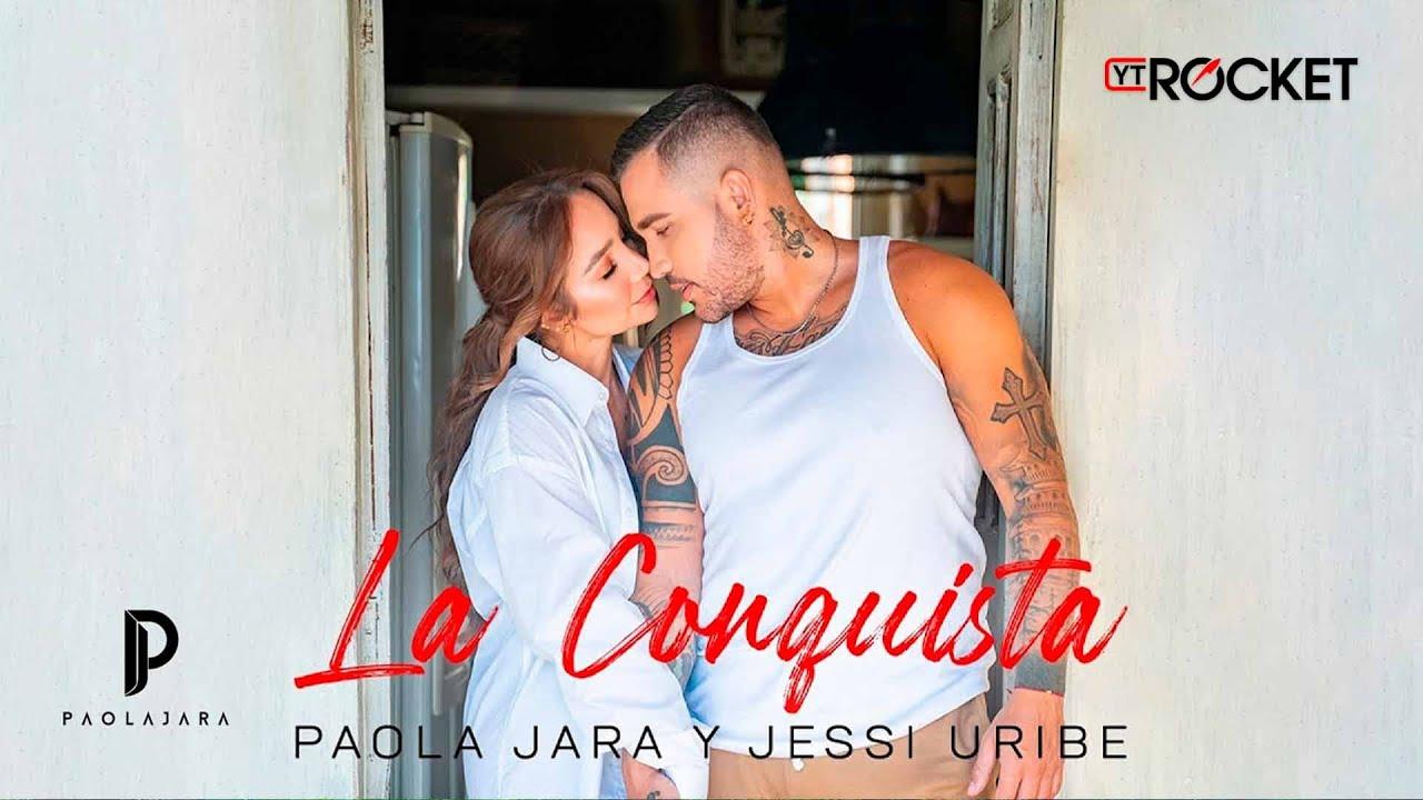 Paola Jara y Jessi Uribe - La Conquista l Video Oficial