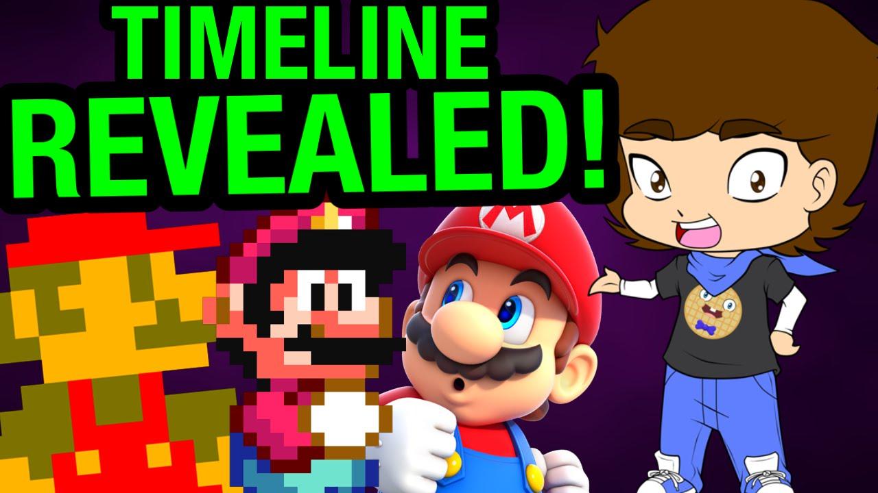 Download The TRUE Mario Timeline? (Super Mario Bros. Theory) - ConnerTheWaffle