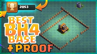 coc bh4 builder hall level4 best anti 3 base   undefeated base   with 2 reply