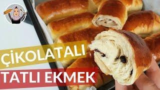 Çikolatalı Tatlı Ekmek | Brioche Bread | Hatice Mazı ile Yemek Tarifleri