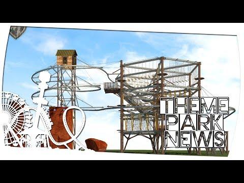 Movie Park / Slagharen / Universal Studios Japan / WDW / Fort Fun - Theme Park News