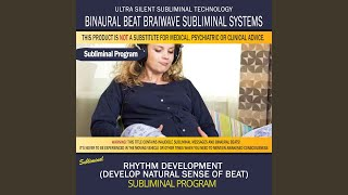 Rhythm Development (Develop Natural Sense of Beat)
