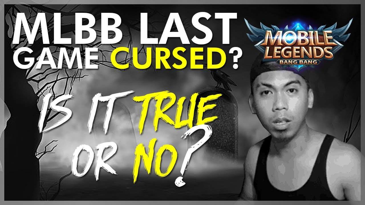 TRUE OR FALSE: LAST RANK GAME IN MLBB CURSED??? LET'S TEST OUR DESTINY