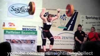 Sabine Kusterer KSV Durlach Bundesliga Gewichtheben 2014 03 08