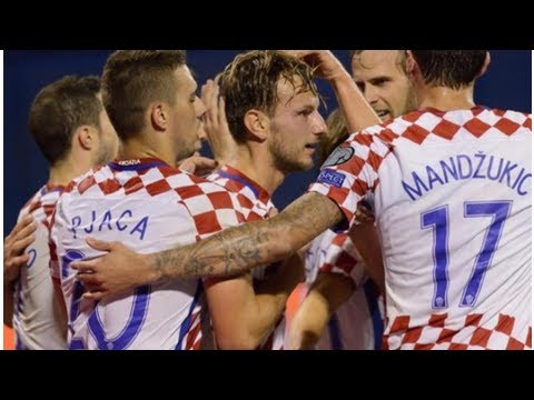 Barcelona and Real Madrid stars headline Croatia's World Cup squad