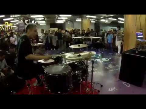performance ikmal tobing with dj goesland-twenty one pilots: ride