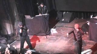 And One - Techno Man (Live @ Sala Heineken, Madrid 05/03/2011)