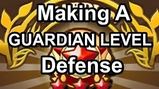 What Makes a G1 Defense? -- Summoners War