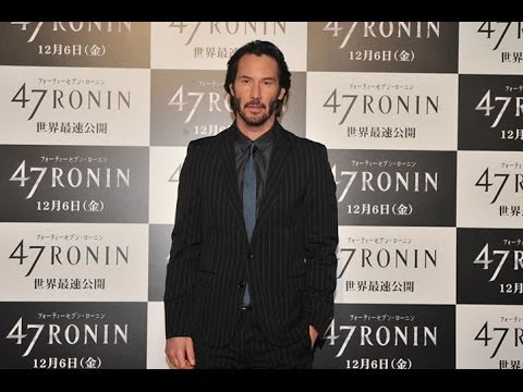 47 Ronin Japanese Premiere Red Carpet B ROLL 2013 Keanu Reeves Movie HD